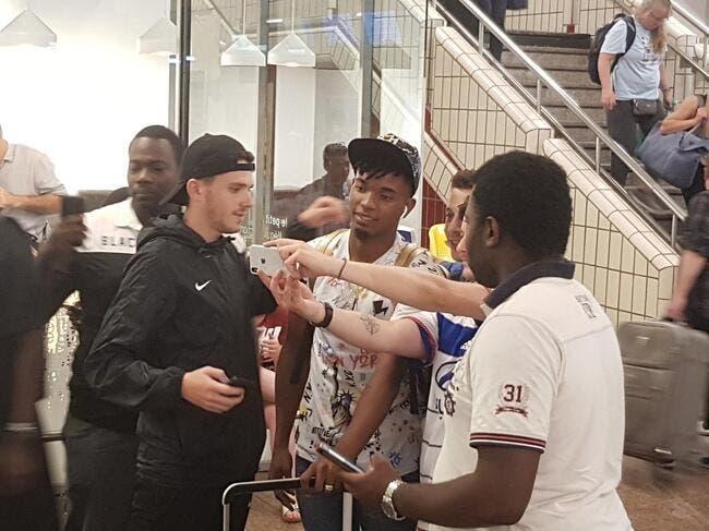 OL : Thiago Mendes est à Lyon, signature imminente !