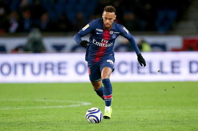 Javier Tebas ne veut pas de Neymar — Barça