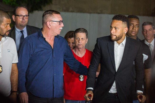 Affaire Neymar : La police brésilienne toujours dans le flou