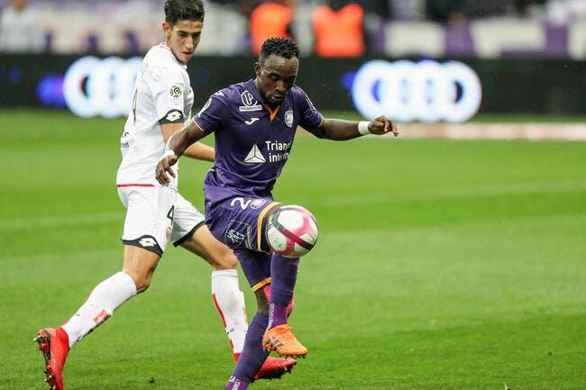 Officiel : Firmin Mubele quitte Toulouse au mercato