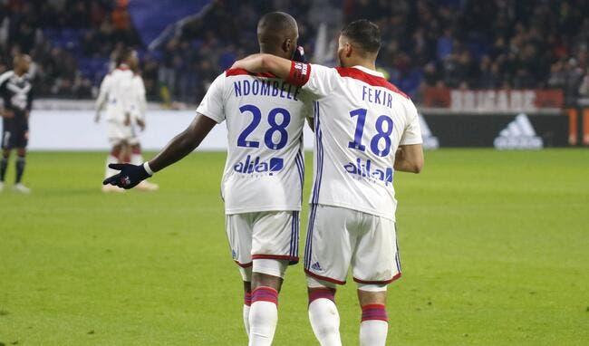 OL: Lyon fait un choix XXL pour remplacer Ndombele