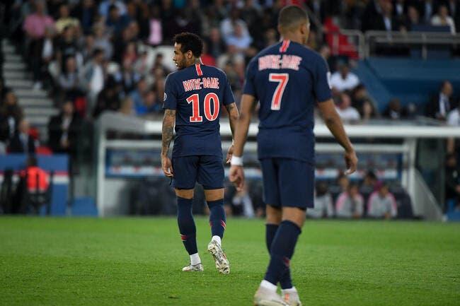 PSG: Mbappé 3 – Neymar 2, Nasser Al-Khelaïfi a fait son choix