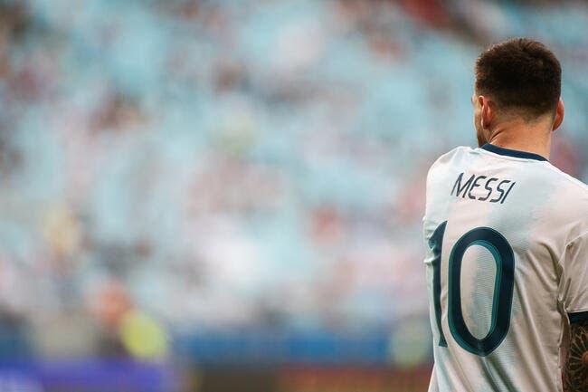 Copa America : Le Brésil s'offre l'Argentine et fait pleurer Messi