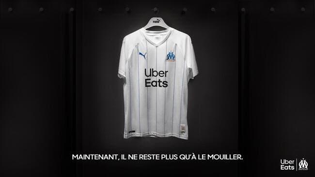 OM : Uber Eats cède aux supporters de Marseille