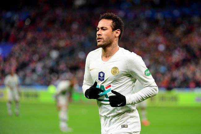 PSG: Neymar renonce au clash avec Paris