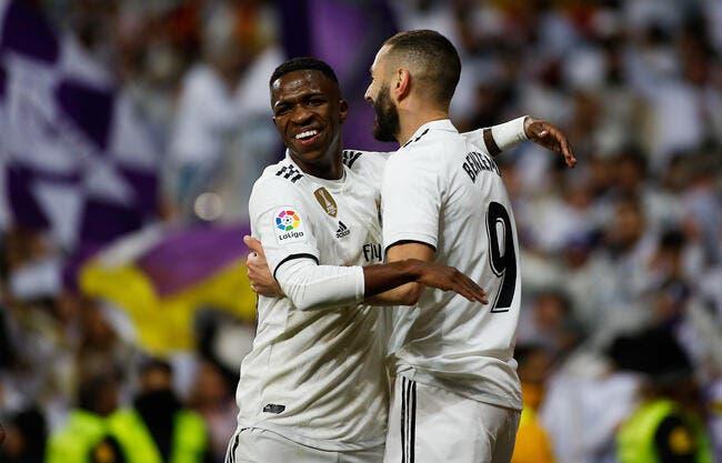 Real: Perdu à Madrid, il remercie Benzema de l'avoir sauvé