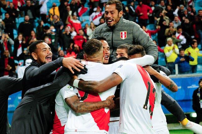 Copa America: Le Pérou c'est fou!