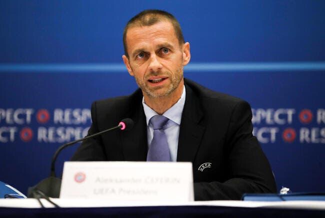 L'UEFA annonce un nouveau trophée, ça faisait longtemps…