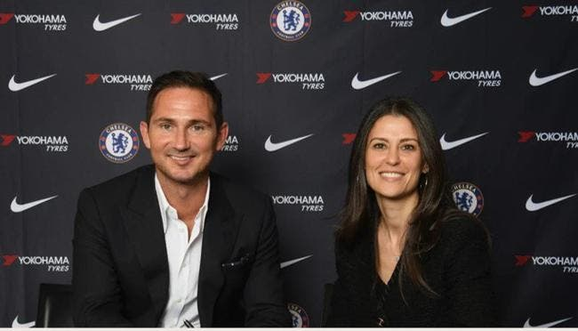 Officiel: Frank Lampard nouveau coach de Chelsea