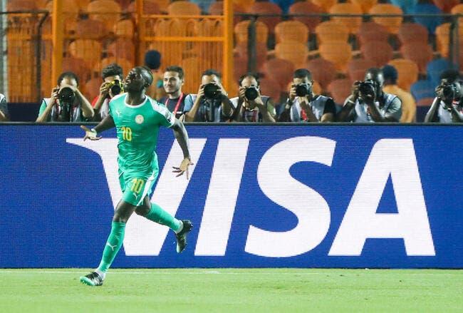 CAN 2019 : Mané envoie le Sénégal en quarts de finale