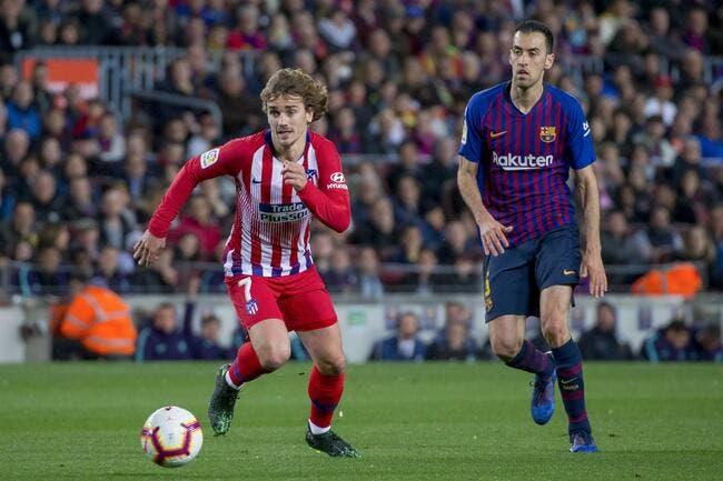 Mercato : L'attitude du Barça est honteuse, l'Atlético le dit haut et fort