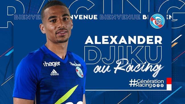 Officiel : Alexander Djiku quitte Caen pour Strasbourg