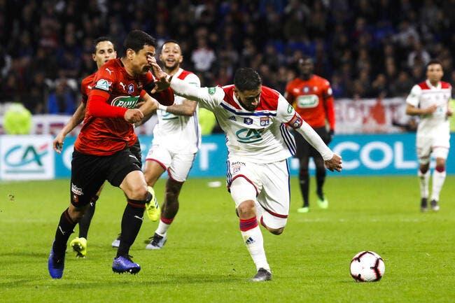 OL: 9ME pour Benjamin André, Lyon sort ses griffes !