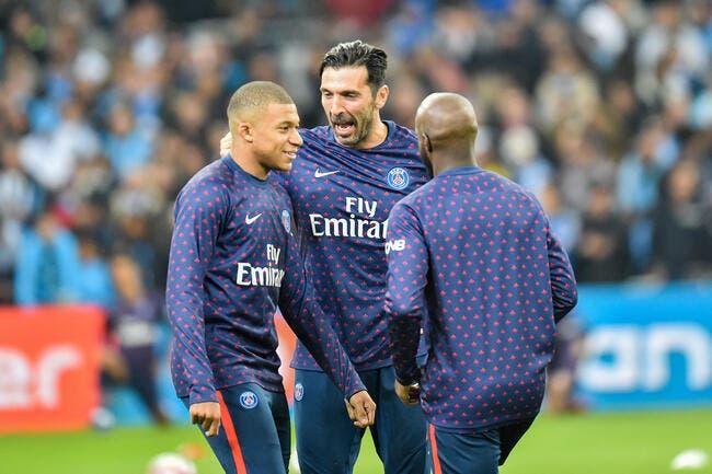 PSG: Paris a réalisé son rêve, Buffon n'oubliera jamais