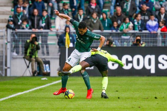 ASSE: Sous pression pour Saliba, Arsenal fait le bonheur de Saint-Etienne