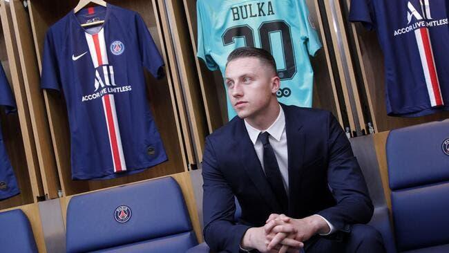 Officiel: Marcin Bulka rejoint le Paris SG