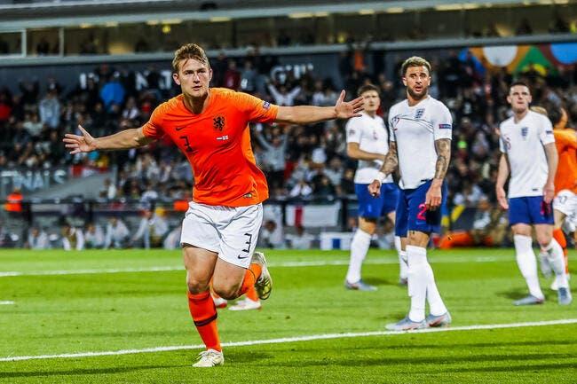De Ligt, un revirement qui ne passe pas — Mercato Ajax