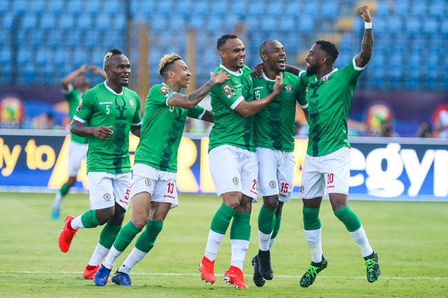 CAN 2019 : La folle aventure de Madagascar continue