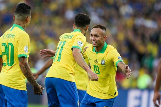 Copa America : Le Brésil champion d'Amsud à la maison