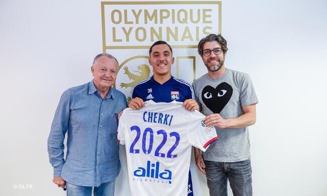 OL : Lyon terrasse le Real, Rayan Cherki signe pro !
