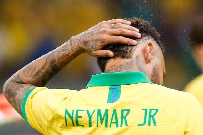 PSG : Le Brésil meilleur sans Neymar, le massacre !