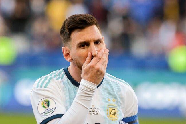 Arg : L'UEFA dément l'invraisemblable rumeur sur Messi et l'Argentine