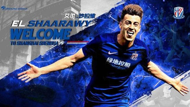 Officiel : Stefan El Shaarawy file en Chine au mercato