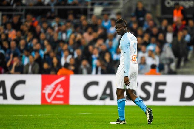 OM : Coucou Balotelli, revoilà Marseille au mercato !