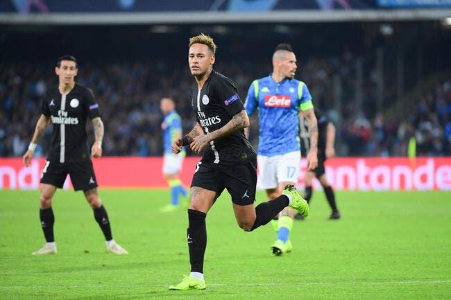 PSG : Neymar pensait s'éclater à Paris mais ça, c'était avant