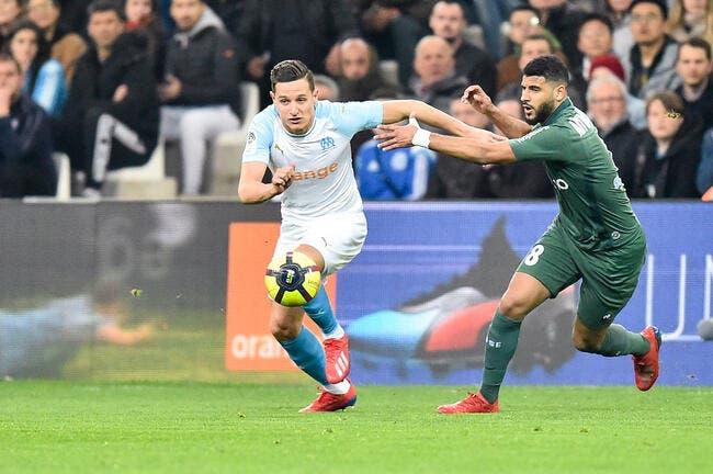 OM : Un deal en or proposé à Marseille pour Thauvin !