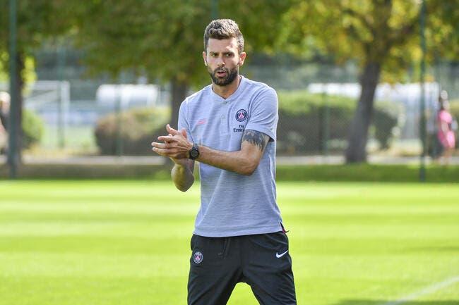 Le PSG et Thiago Motta se séparent — Officiel
