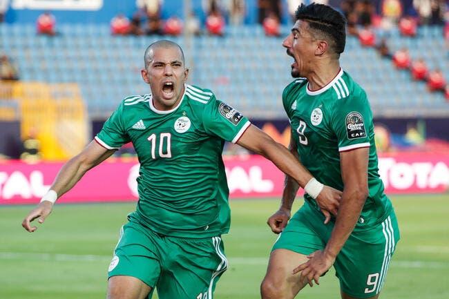 CAN 2019 : L'Algérie sort la Côte d'Ivoire et se qualifie en demi-finales !