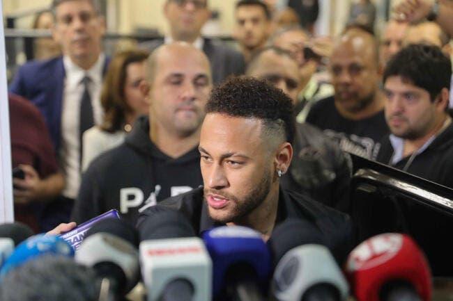 PSG : Neymar est totalement remis de sa blessure