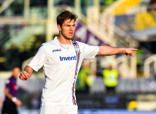 Joachim Andersen (Sampdoria) a signé à l'OL (officiel) — Transferts