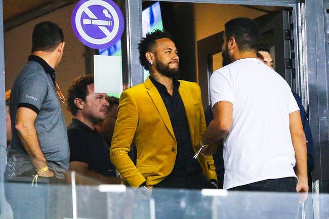 PSG: La feinte de Neymar, son interview diffusée finalement lundi