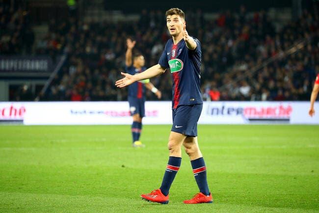 PSG: Leonardo a contacté Meunier, la décision est tombée