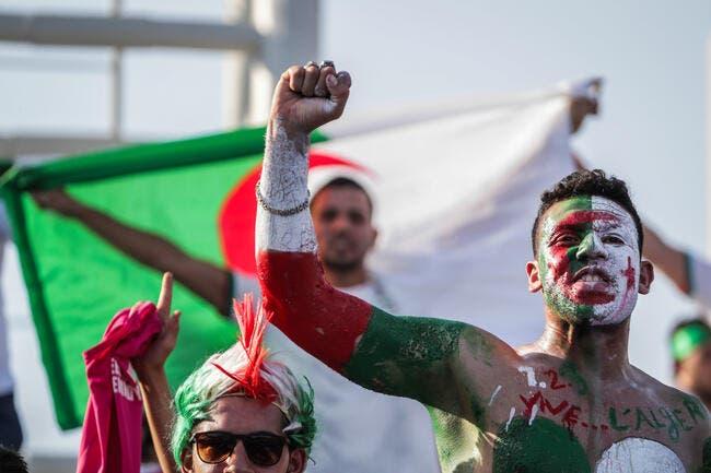 CAN : Pierre Ménès défend les supporters algériens pas les dégénérés