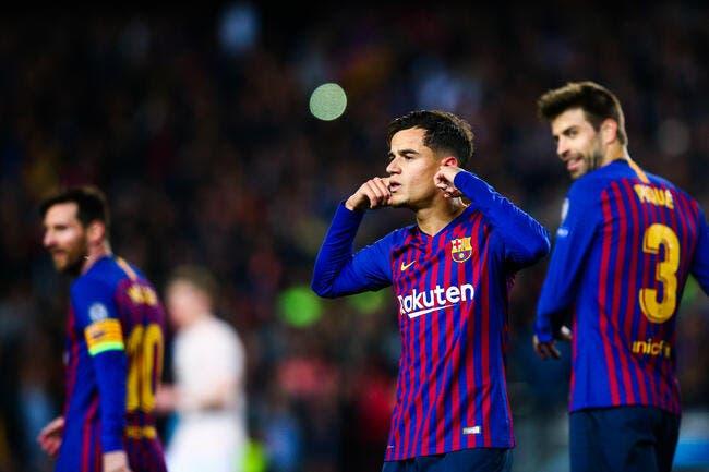 Mercato: Barça, PSG, MU… Les apparences sont trompeuses pour Coutinho