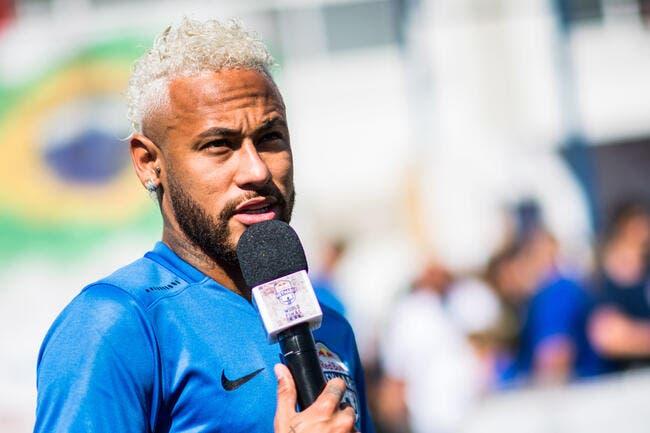 PSG : Neymar dévoile son secret, interdit de rigoler