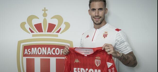 Officiel : Benjamin Lecomte signe à Monaco jusqu'en 2024 !