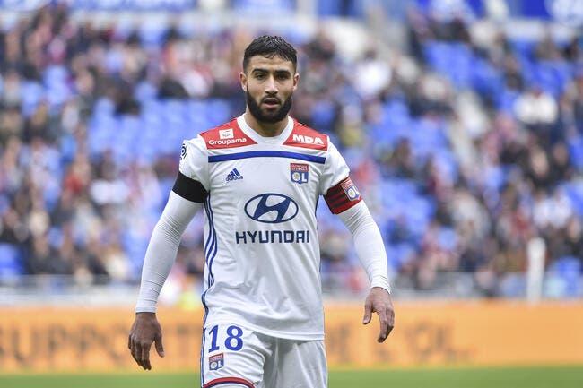 OL : Fekir absent à l'entraînement, son départ de Lyon imminent ?