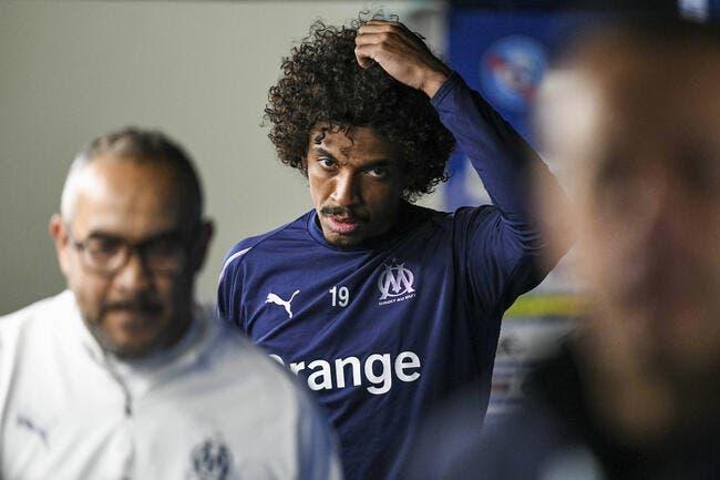 OM : Luiz Gustavo « très chaud » à l'idée de quitter Marseille ?