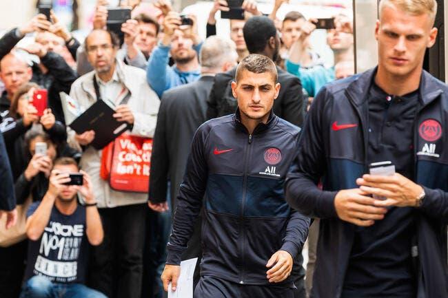 Amical : La compo du PSG contre Dresde (20h20 sur bein 1)