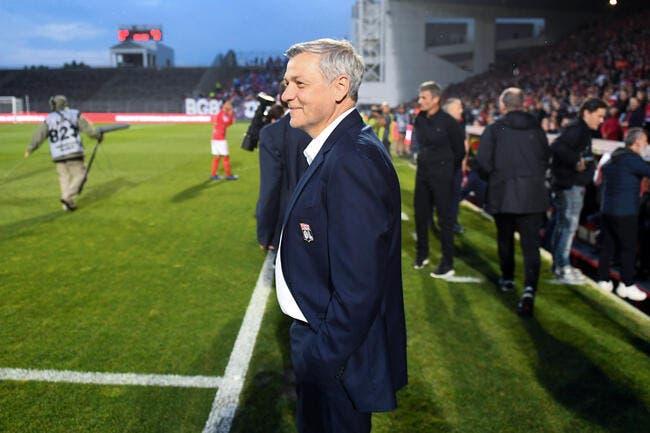 PL: Bruno Genesio stoppe ses vacances, il arrive à Newcastle