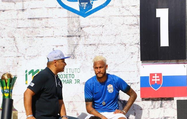 PSG: Il pourrit sa carrière, Neymar Senior accusé