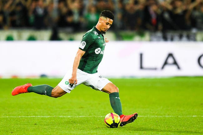 ASSE : Saliba veut Arsenal, les Verts préfèrent Tottenham !