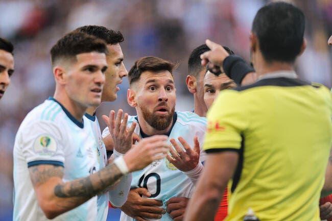 Messi risque gros, l'Argentine tente de lui éviter le pire