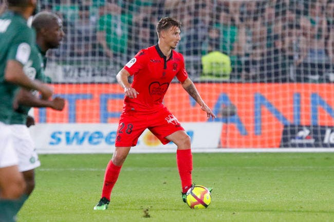 Officiel : Boscagli quitte Nice et signe au PSV