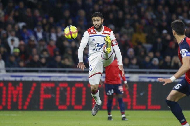 OL : Nabil Fekir bradé, Lyon refuse les offres insultantes