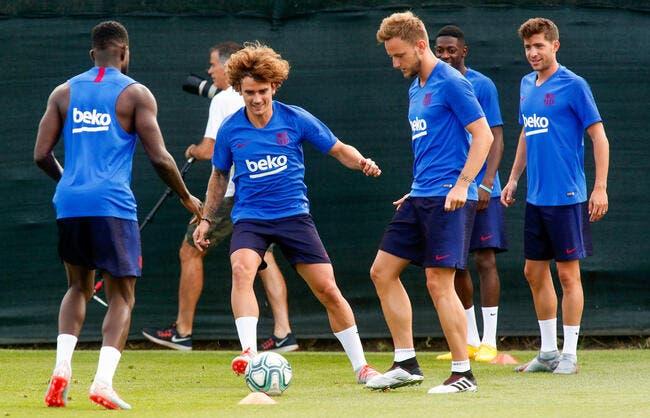 Barça: A peine arrivé, Griezmann reçoit un avertissement du coach